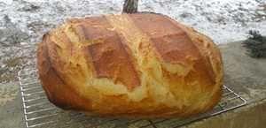 Ez a házi kenyér tökéletes: Elronthatatlan!