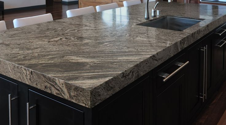 Colors Sensa By Cosentino Waterfall Grey Granite