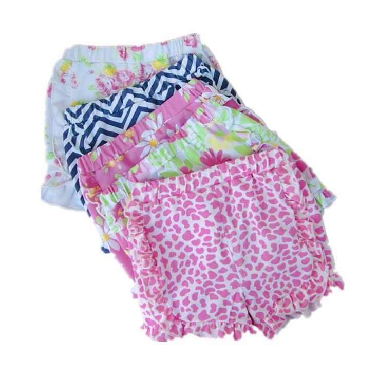Лето Дети Детские Шорты Бренд Хлопок Малышей Девочки Мальчики Шорты Трусики Точка Цветочные Кружева Принцесса Детей Пляжной Одежды Брюки #men, #hats, #watches, #belts, #fashion, #style