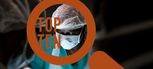 top 10 global health issues