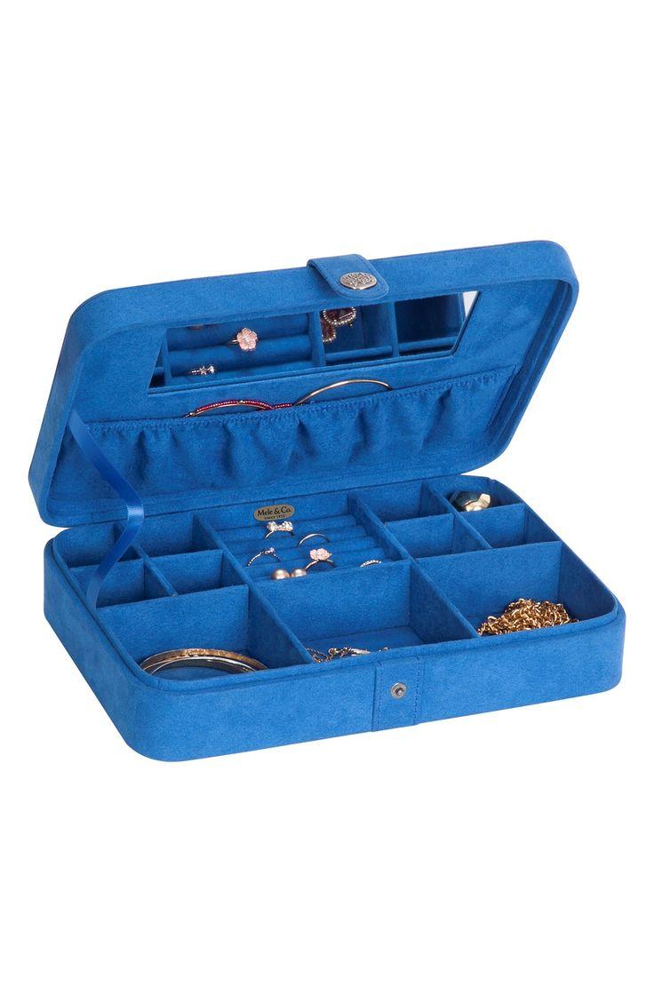 Mele & Co. Travel Jewelry Box (Girls)