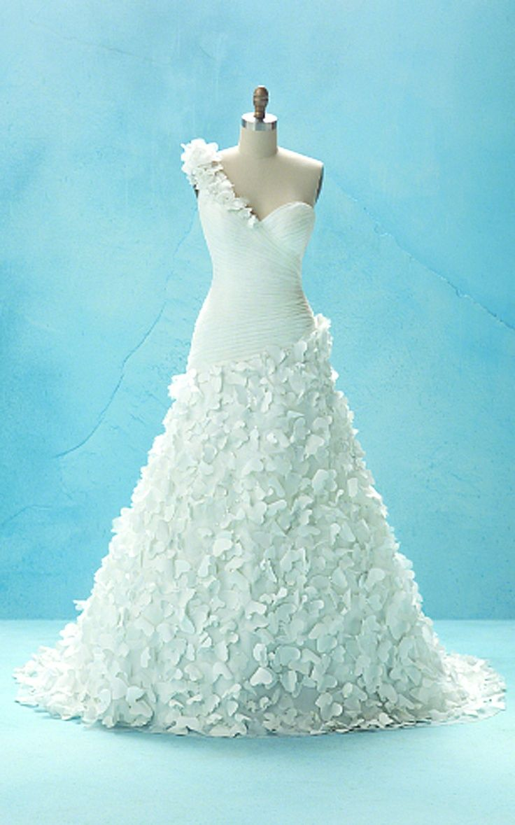 Disney Inspired Wedding Dresses
