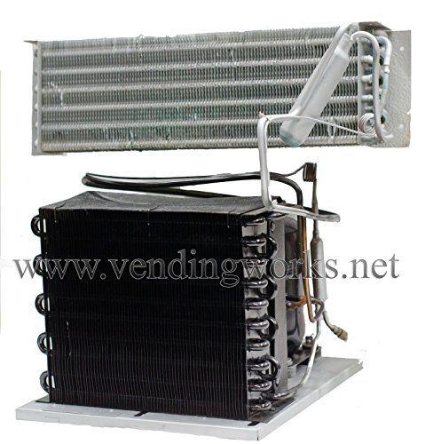 Dixie Narco DNC300 Refrigeration Compressor Cooling Deck