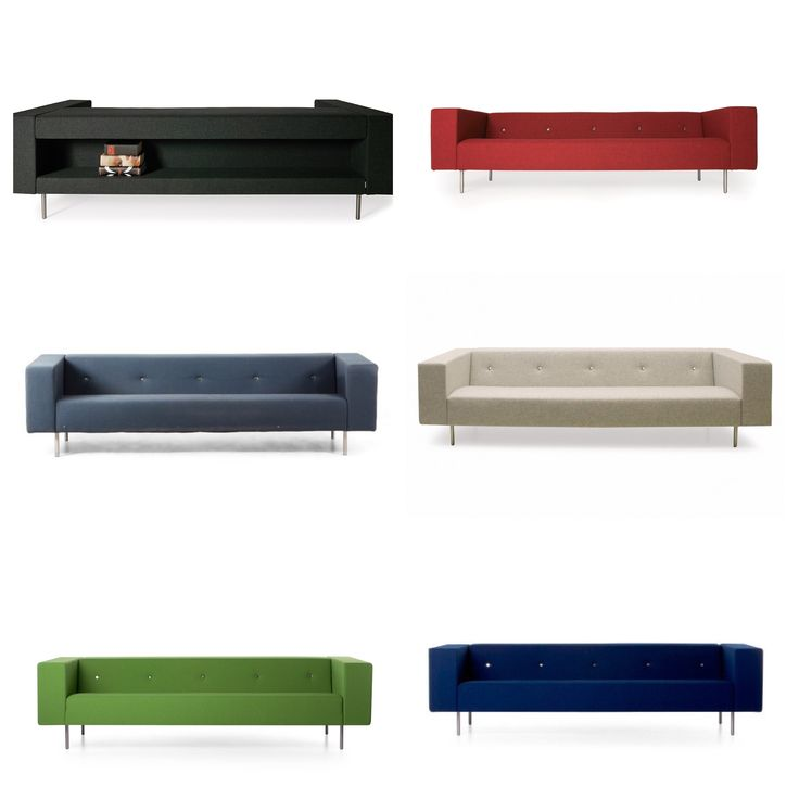 Bottoni sofa Moooi Marcel Wanders