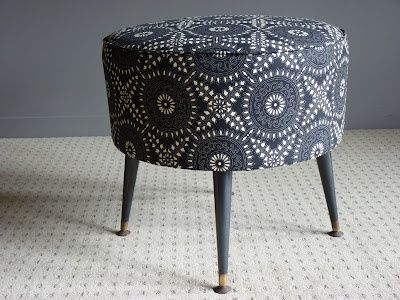 Upcycled Spools | Spool Stool, (upcycled Electrical Spool Cable) By RAPT!