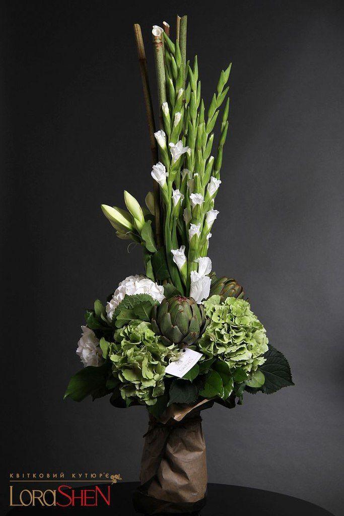 Цветов, флористика мужской букет фото