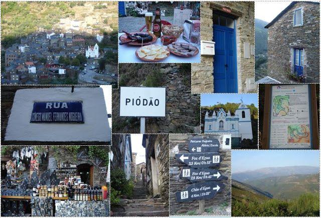 One day travel around Arganil, Aguieira and Piódão!