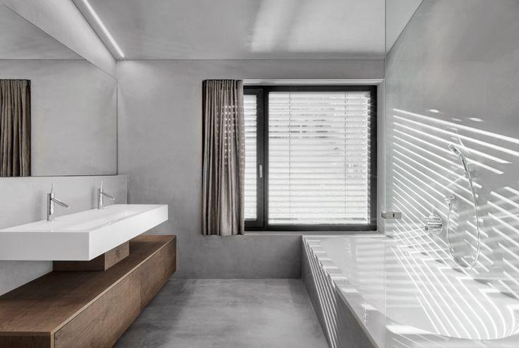 Private house in Reischach, Bolzano. Designed by Comfort Architecten. Photo by Gustav Willeit