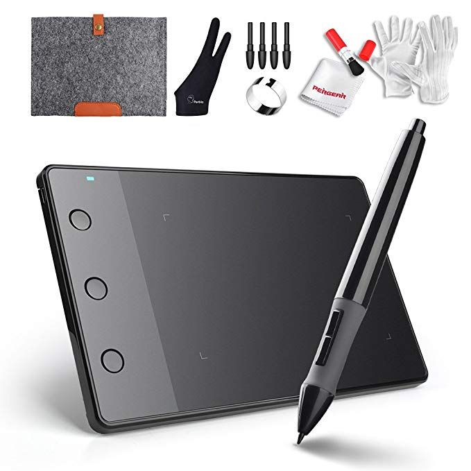 Huion H420 USB Graphics Drawing Tablet Board Kit | Wishlist