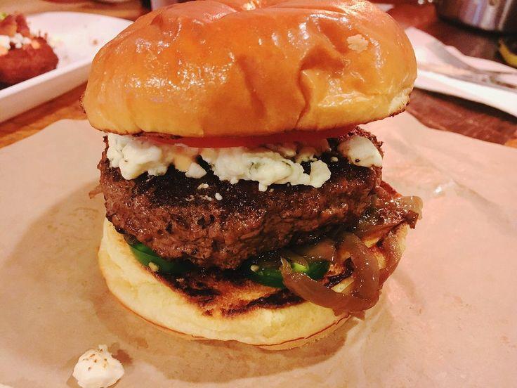 Moxie Burger in Marietta, Georgia