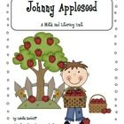 This is a sample page from my math and literacy unit.  My kids don't mind doing this addition practice page when we study Johnny Appleseed.  ...