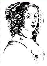 Европейские прически XVII века