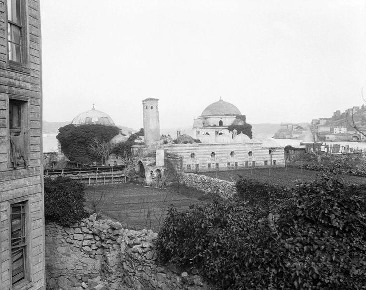 Eski İstanbul: Şemsipaşa Camii / Üsküdar
