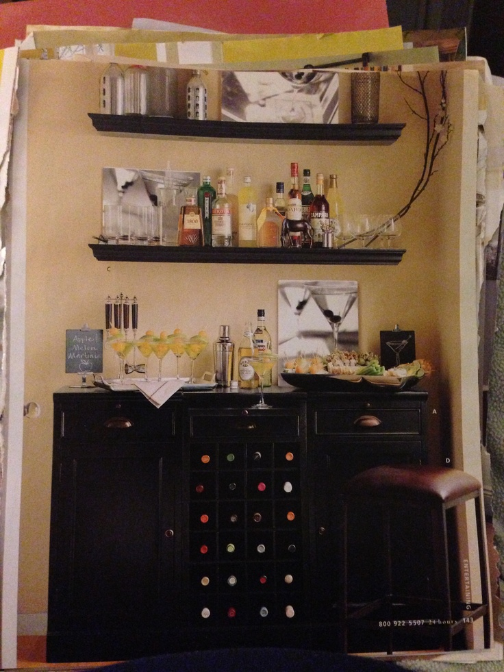 1000 Images About Liquor Cabinet On Pinterest Shelves
