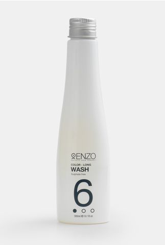 Keep colour going long and strong, and extend the deadline on that luminous hue long after you've left the salon. More than a shampoo, this sulphate-free colour protecting cleanser has UV resistant properties to preserve colour in long hair and protect hair and scalp, while maintaining beneficial PH levels.