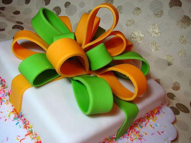 Gift cake new design 2014