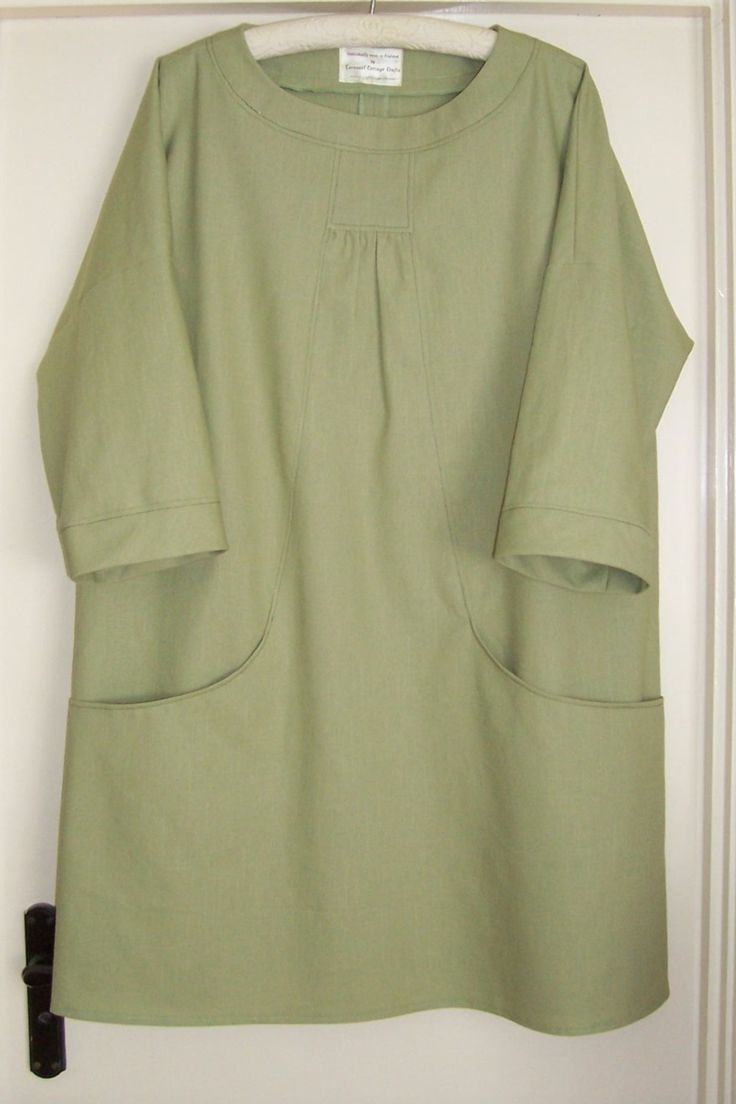 Simplicity 2245 lisette tunic dress