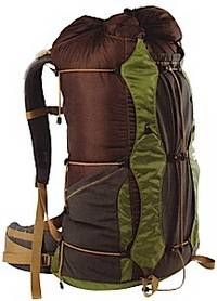 The Granite Gear Blaze -- an awesome, ultralight backpack
