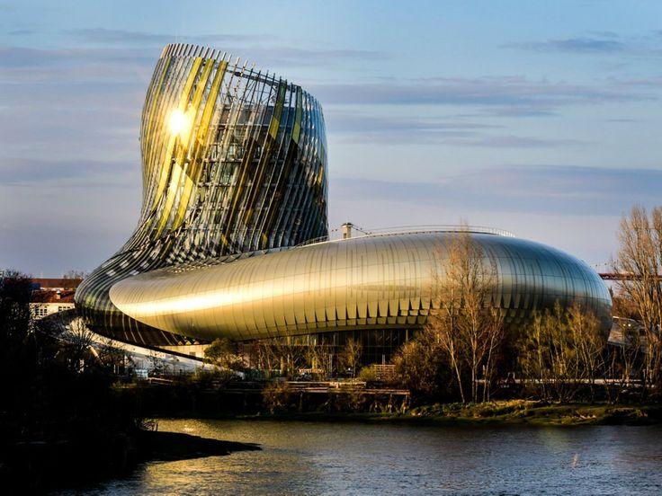 Visit La Cité du Vin, France's Wine Theme Park  - It's in Bordeaux, of course.  Written by Mike MacEacheran   · May 25, 2016