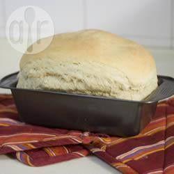 Photo de recette : Pain à l'avoine à la machine à pain