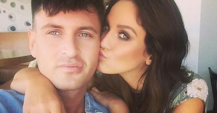 awesome Vicky Pattison and boyfriend John Noble spend Valentine's Day in hospital: 'Not what we planned'