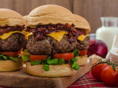 Never-Fail Hamburgers