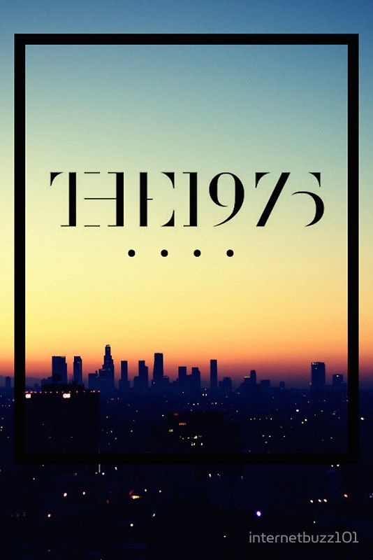 The 1975 poster….. it will go somewhere in the house