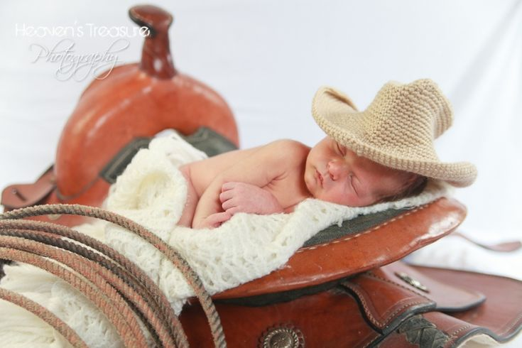 Cowboy baby . oh goodness :)