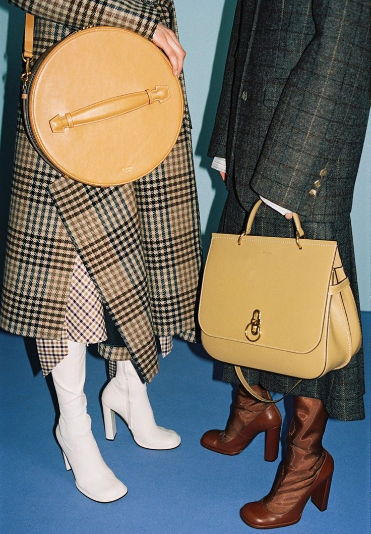 Mulberry gets inspired by Britain, Bowie, and Princess Di