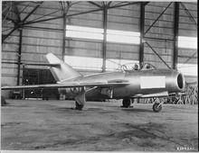 Un MiG-15 nord-coréen fut remis par un déserteur en 1953 aux forces américaines.