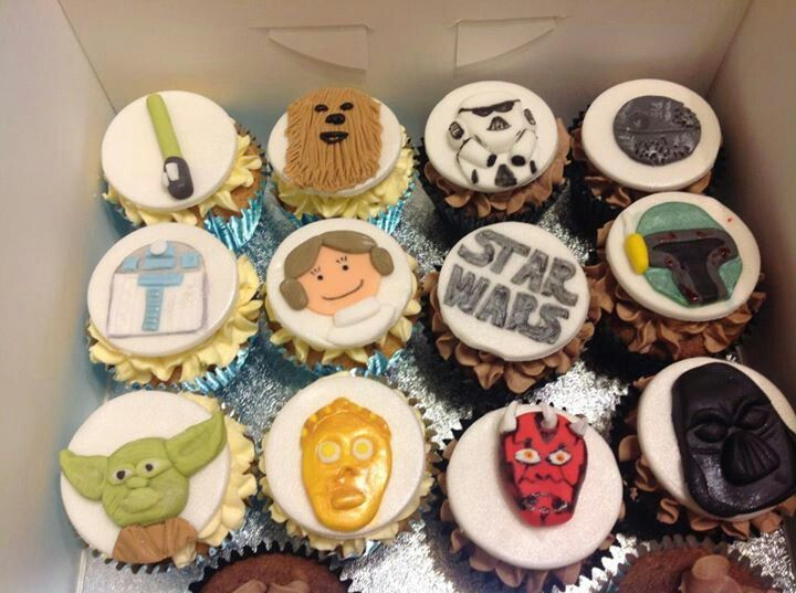 Star wars cuppies