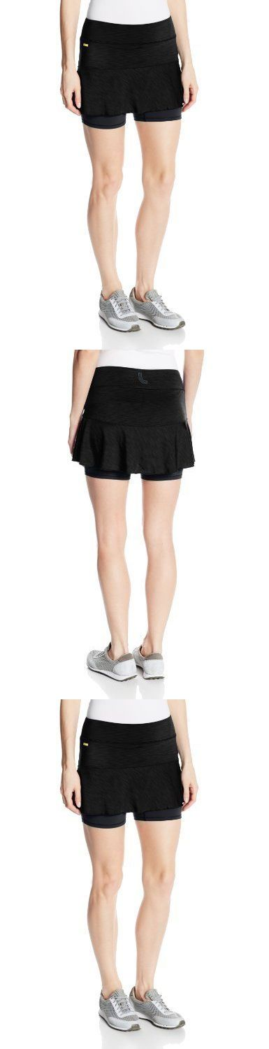 Other Racquet Sport Clothing 70903: Lole Ace Skort Black X-Small Womens Tennis Apparel, New -> BUY IT NOW ONLY: $50.88 on eBay!