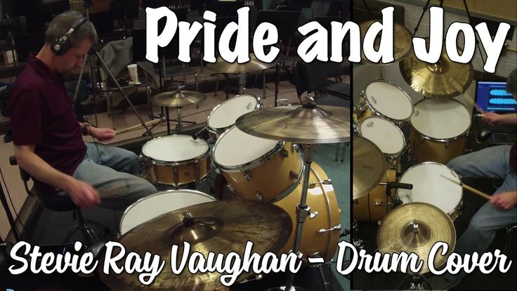 Stevie Ray Vaughan - Pride and Joy Drum Cover