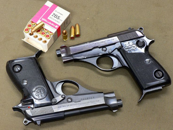 Beretta 70 Puma 32 ACP Save those thumbs & bucks w/ free shipping on this magloader I purchased mine http://www.amazon.com/shops/raeind  No more leaving the last round out because it is too hard to get in. And you will load them faster and easier, to maximize your shooting enjoyment.