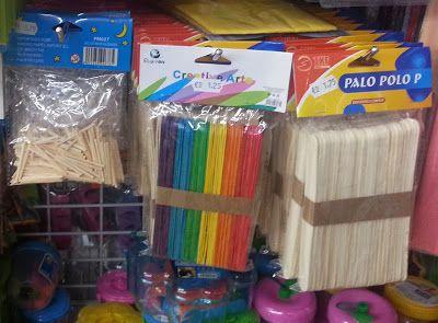 Materials per a l'aula a baix cost!