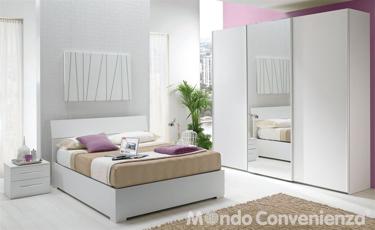Oltre 25 fantastiche idee su camera da letto mondo for Eleonora mondo convenienza