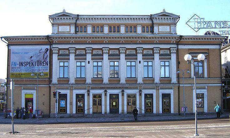 Åbo Svenska Teater (Wikipedia/Kalajoki, public domain)