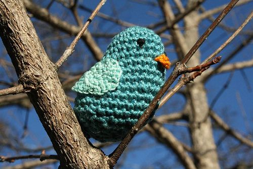 Link to Free Crocheted Bird Pattern