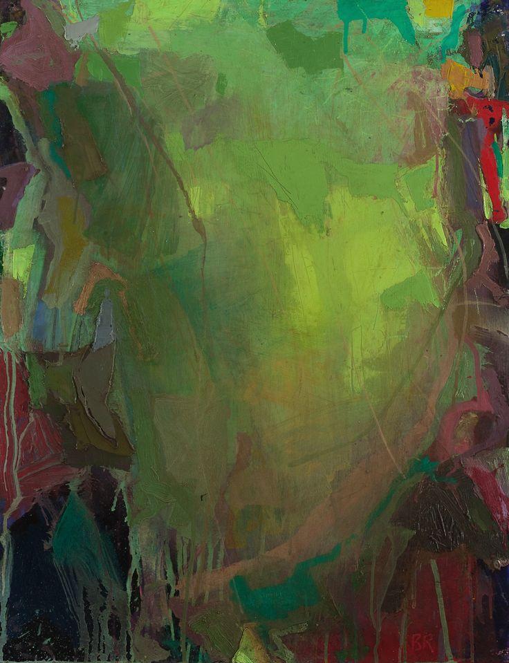 Brian Rutenberg Art: Works on Paper