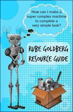 Rube Goldberg Resource Guide | BrainPowerBoy.com