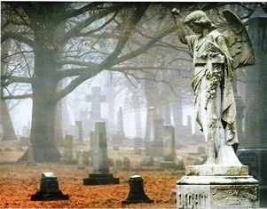 Dayton, Ohio's Haunted Woodland Cemetery