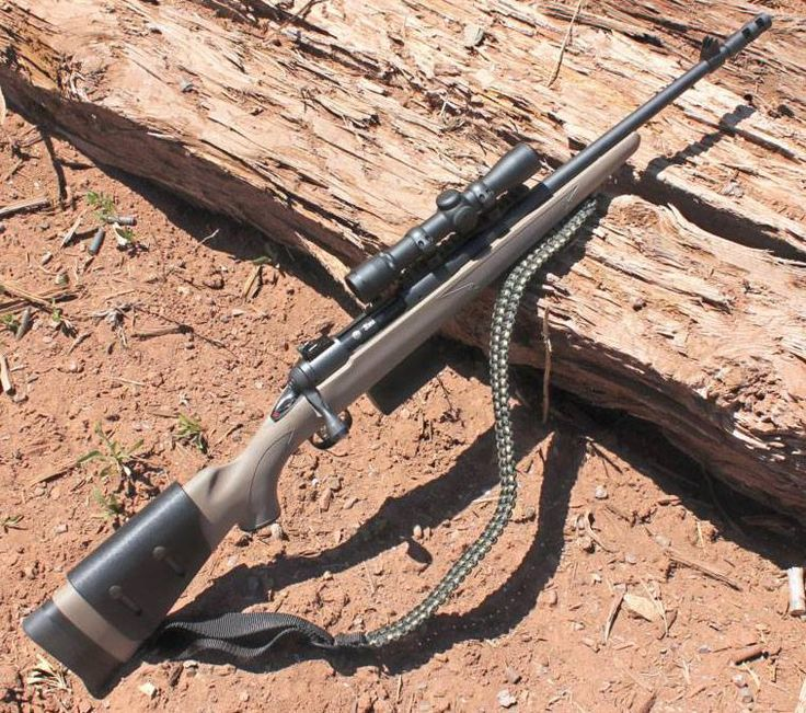Savage Arm's- Model 11- Scout RifleFind our speedloader now!  http://www.amazon.com/shops/raeind
