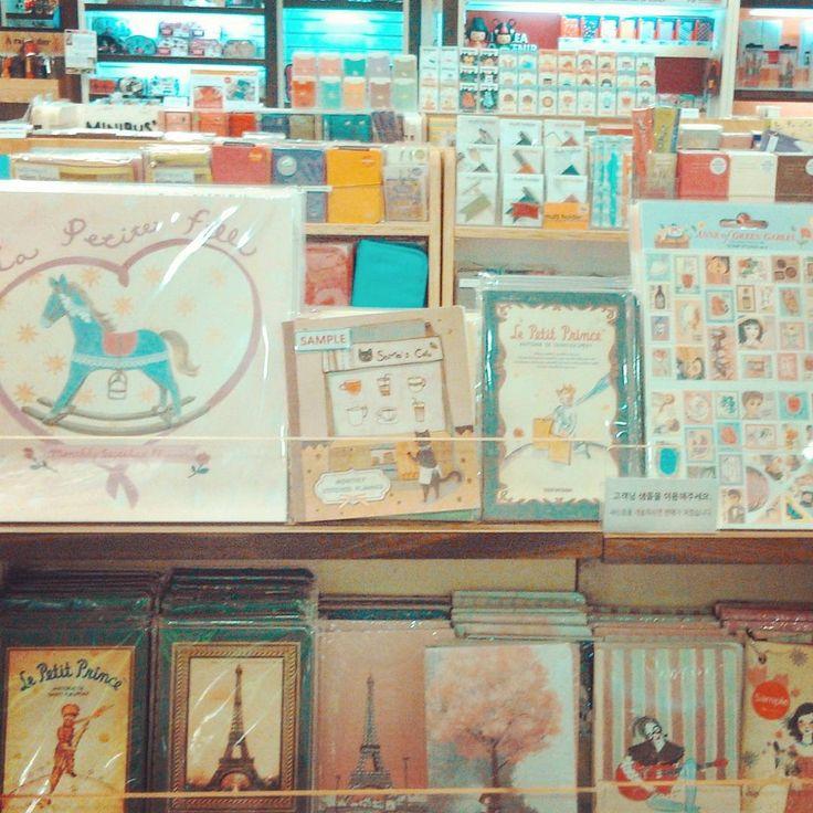#rockinghorse #planner in #gyobobookstore #centum #busan #목마 #플래너 #교보문고 #핫트랙스 #센텀시티 #부산