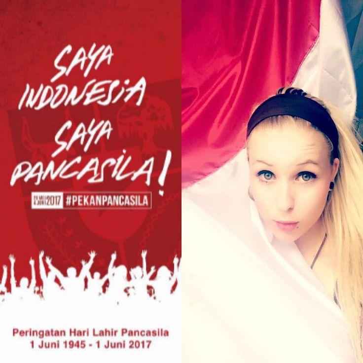 IRTHE J0GANG (@irthejogang): 'Indonesia menjadi negara yang saya cintai karena di negara ini saya bisa melihat berbagai macam…' #pekanpancasila #pancasila