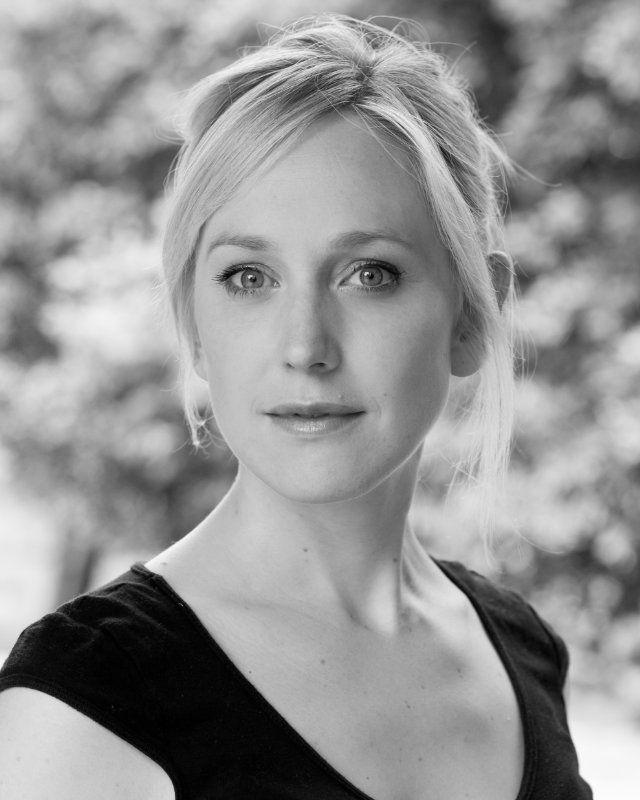 Hattie Morahan is one of my favorite actors