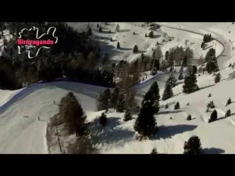 Trentino: Val di Fassa, cuore pulsante delle Dolomiti d'inverno.