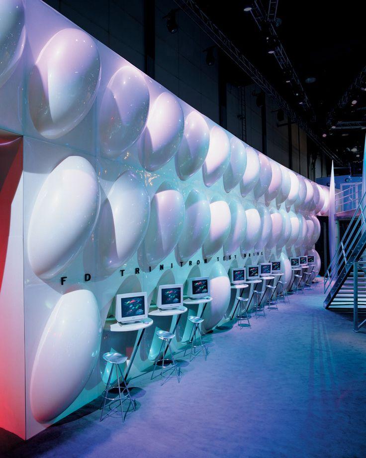 Sony Electronics CES Exhibit. Mauk Design