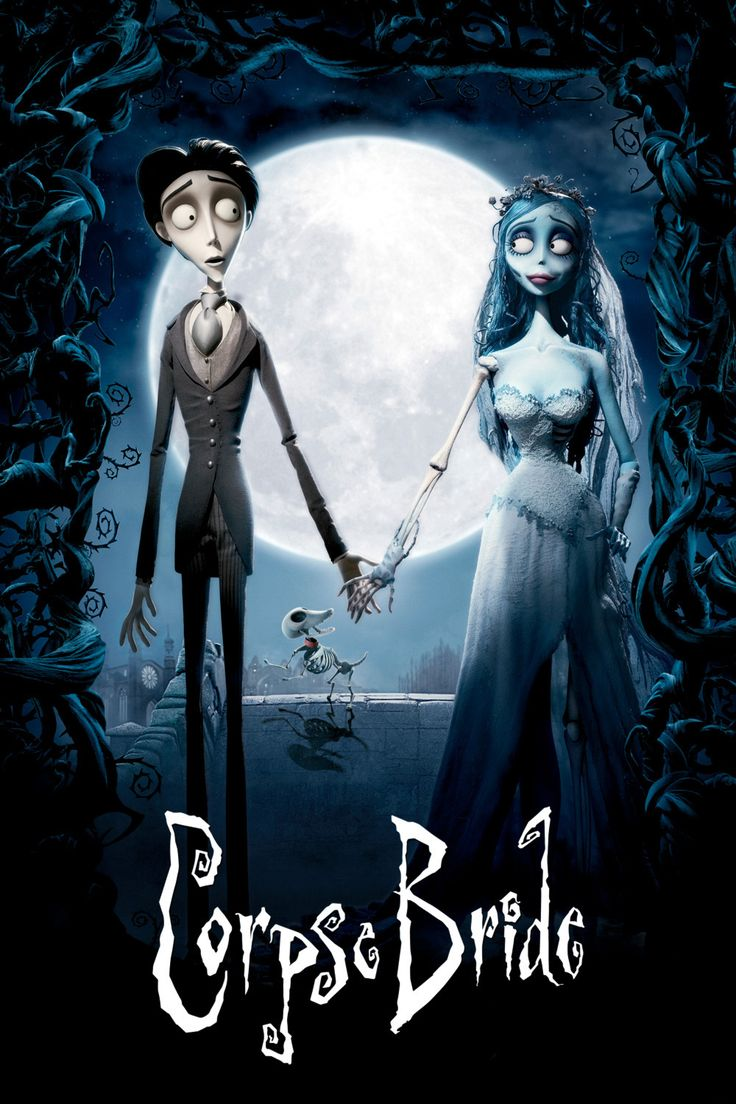 Corpse Bride  Full Movie. Click Image To Watch Corpse Bride 2005