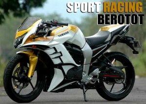 modifikasi motor byson Sport