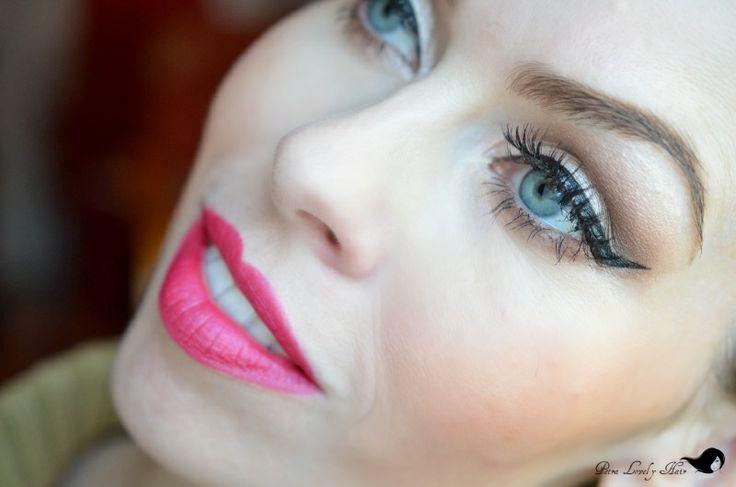 PetraLovelyHair: Na ples od hlavy až k patě - od líčení, přes šaty až po vůni